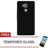 Case for Infinix Zero 4 / X555 - Slim Soft Case - Hitam Solid