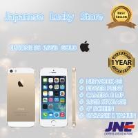 REFURBISHED APPLE IPHONE 5S-16 GB GOLD GARANSI DISTRIBUTOR 1 THN