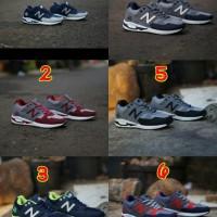 harga Sepatu Pria Sneakers New Balance Import Trendy Tokopedia.com
