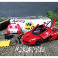 Mainan Mobil Remot SPORT CAR Skala 1:16 RC Remote Control