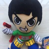 Rock Lee of naruto plush doll