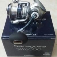 Shimano SARAGOSA SW 6000