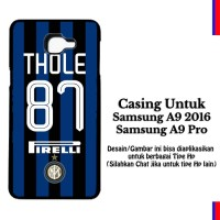 Casing Samsung A9 2016 A9 Pro INTER A37 THOLE Custom Hardcase Cover