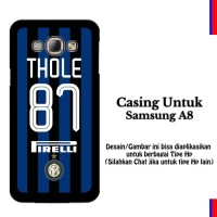 Casing Samsung A8 INTER A37 THOLE Custom Hardcase Cover