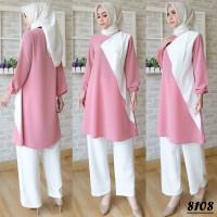 Baju muslim atasan fashion