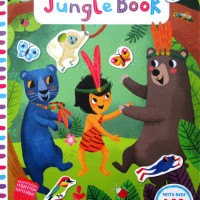 First Sticker Activity Book The Jungle Book with over 300 Stickers