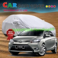 SARUNG COVER BODY MOBIL SEDAN NO 8 VIOS SOLUNA SIZE 460CM