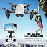 Jual NEW Mini Foldable Pocket Drone with HD Camera  - Garansi Service 1 thn Murah