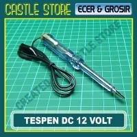 harga Tespen Dc / Voltage Tester Dc / Obeng Min Tokopedia.com