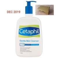 Cetaphil Gentle Skin Cleanser 1000ml 1litre 1 liter