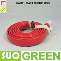 [ORIGINAL] Kabel Data Oneplus Original Micro USB Oneplus One X