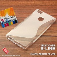 CASING HP HUAWEI ASCEND P9 LITE SOFT JELLY TPU SILIKON SOFT