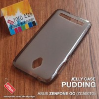 CASING HP SOFT JELY ASUS ZENFONE GO ZC500TG SOFT SILIKON COVER