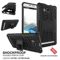 CASING HP LENOVO A7700 A7700+ PLUS ANTI SHOCK ARMOR HARD SOFT