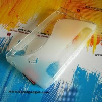 CASING HP SOFT JELLY SILIKON TPU NOKIA X WARNA CLEAR TRANSPARAN