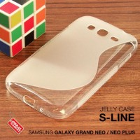 CASING HP SAMSUNG GALAXY GRAND NEO SOFT JELLY SILIKON SOFT