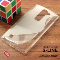 CASING HP LG MAGNA H502F SOFT JELLY SILIKON TPU SOFT CLEAR