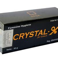 Rahasia Menghilangkan Bau Tak Sedap Pada Miss V Wanita Cystal X GC028