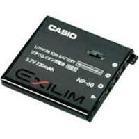 Casio Exilim NP-60 Battery for the EX-S10- EX-Z80- and EX-Z9 Casio