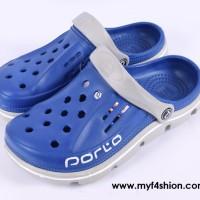 Sepatu Sendal Pria Kekinian Crocs Kw
