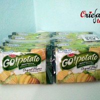 Go Potato Biskuit Kentang - 20 pcs