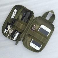 harga Tas Pinggang Gadget Tactical Serbaguna - Pouch Handphone Tactical Army Tokopedia.com