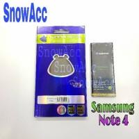 Hippo Baterai Samsung Galaxy Note 4 3850mah