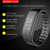 Jual Iwown i6 HR Smartband heart rate Original 100% New (Miband 2 killer) Murah