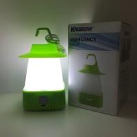Emergency Lamp 3in1/lampu Darurat/lampu Emergency Krisbow Asli Garansi