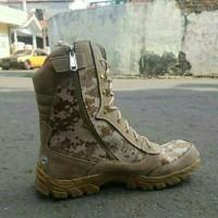 sepatu army safety shoes sepatu safety beli boots sepatu pdl kerja