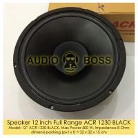 Speaker 12 inch 12