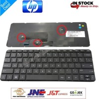 Keyboard HP Mini 110-3500 210-4000.Compaq Presario CQ 10-600 - BLAck
