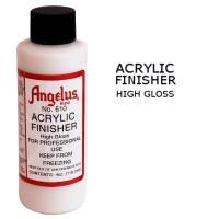 Cat Angelus Acrylic Finisher 4oz / 120ml - High Gloss Angelus Leather