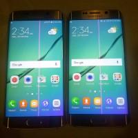 Samsung S6 Edge 32gb minus layar LCD Garis - FULLSET SEGEL