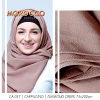 harga Jilbab Pasmina Diamond Crepe Cartier Ca 057 Cappucino Hijab Tokopedia.com