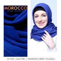 harga Jilbab Pashmina Cartier Diamond Crepe Ca 038 Electrik Hijab Tokopedia.com