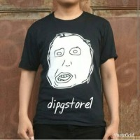 Grosir Kaos Meme Black Herp