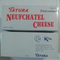 TATURA NEUFCHATEL CREAM CHEESE 2kg
