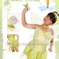 Gaun pesta anak Princess / Barbie / TINKERBELL