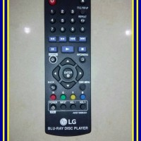 Jual Remote DVD LG Bluray Blu Ray Player AKB73896401 Ori Original Murah