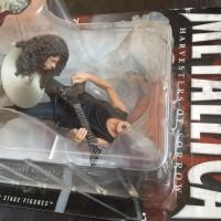 McFarlane Metallica Harvesters of Sorrow - KIRK HAMMETT Disegel Fault