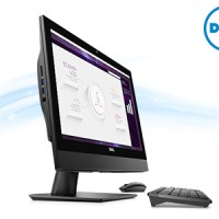 DELL OPTIPLEX PC All In One 5250 AIO TOUCH screen
