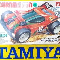 TAMIYA 18034 DASH 02 NEO BURNING SUN