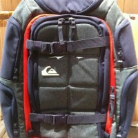 Tas Gunung outdoor sport quicksilver quiksilver backpack original