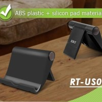 Robot RT-US01 Dudukan Stand Holder HandPhone iPad Tablet HP Tatakan