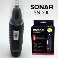Jual Alat Cukur Bulu Hidung Kumis Jenggot Jambang Dll Sonar SN-500 Murah