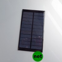 harga Panel Surya / Solar Cell 5.5v 1.6w Tenaga Matahari Mini Powerbank Diy Tokopedia.com