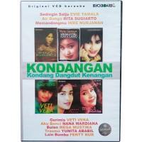 VCD MUSIK INDONESIA - VARIOUS ARTIS - KONDANGAN - KONDANG DANGDUT KENA