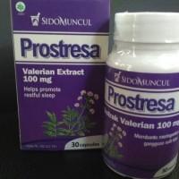 OBAT HERBAL SIDO MUNCUL - PRO STRESA ( Untuk Gelisah dan Susah Tidur )