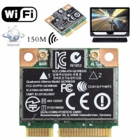 WiFi Bluetooth 4.0 Wireless Half Mini PCI-E Card For HP Atheros AR9565